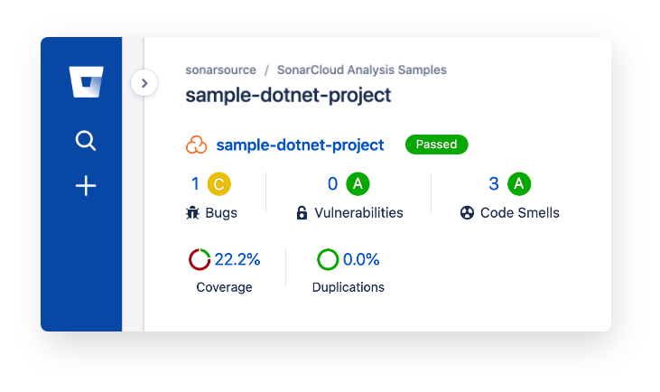 Bitbucket Cloud repository code Quality and Code Security overview Bitbucket Cloud code repository, Pull Request, Bitbucket pipelines